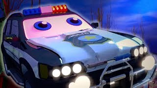 Halloween Night Cars | Speedies Cartoon Videos For Children