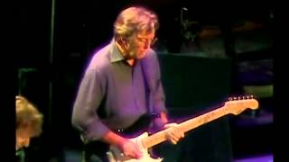 """Eric Clapton & Steve Winwood  """"Can't find my way home"""", Madison Square Garden 2008 Concert"""