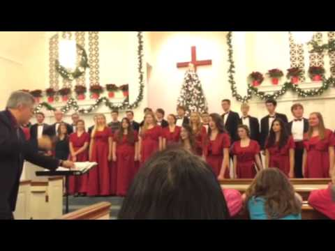 Quakertown Community High School Varsity Singers 2014: O Holy Night
