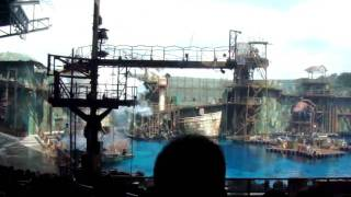 Waterworld at Universal Studios, Singapore: Chinese New Year, 3rd Feb 2011 Part 6 Thumbnail