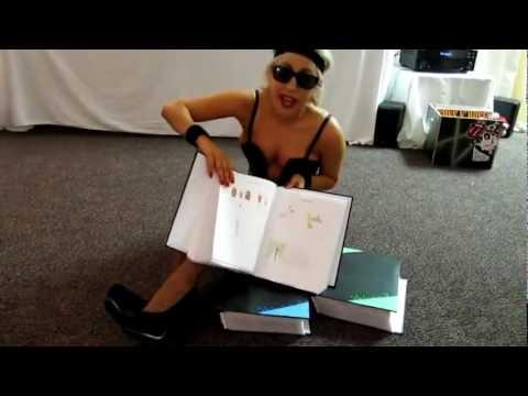 Lady GaGa Thanks GaGa Daily For Fan Book