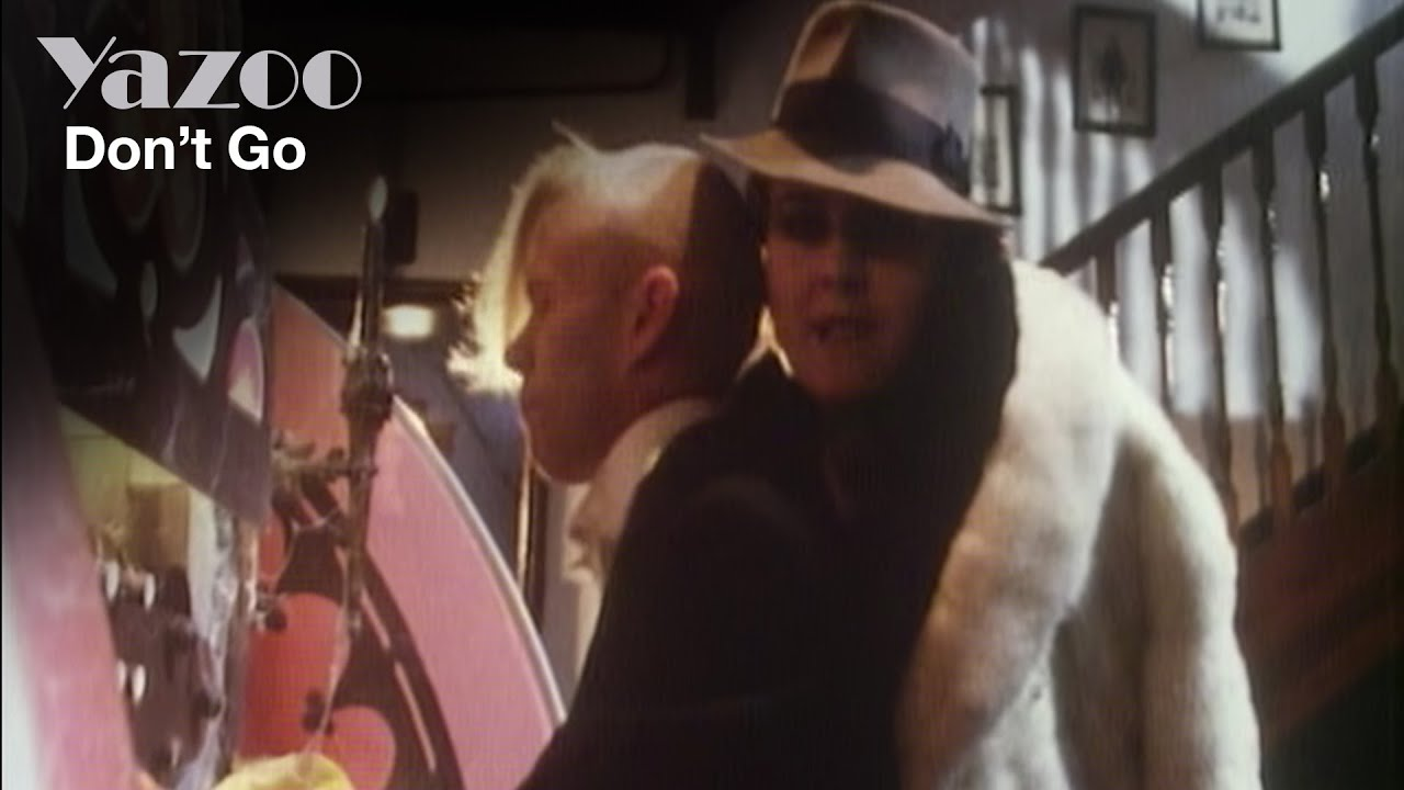 Yazoo - Don't Go (Official Video)