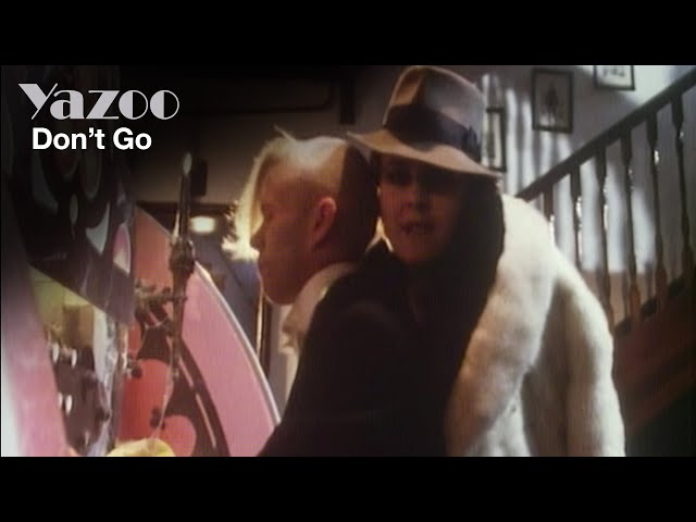 Yazoo - Don't Go (Official HD Video)