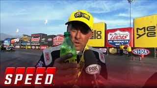 Pro class final highlights from the Lucas Oil Winternationals | 2018 NHRA DRAG RACING