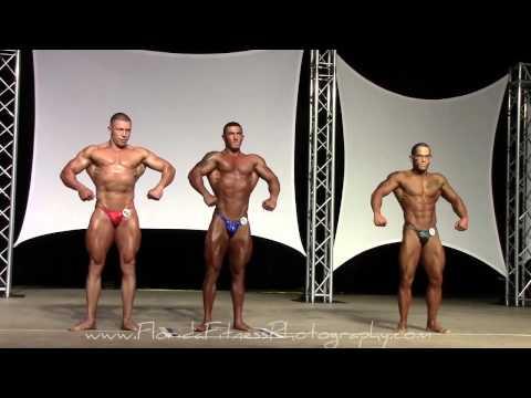 Bodybuilding Prejudging 2014 NPC Fort Lauderdale Cup
