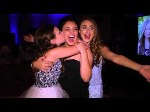Heather's Bat Mitzvah Highlights at the Adelson Educational Campus