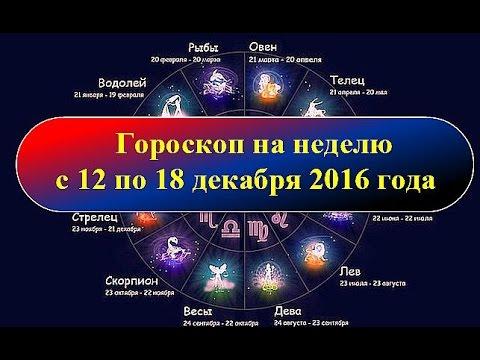 Гороскоп на 11 декабря 2015 года дева