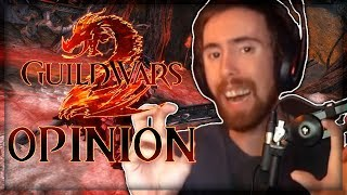 Asmongold Takes a L๐ok at All Kinds of MMO's (Mostly Guild Wars 2)