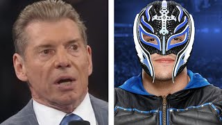 WWE In Trouble With Scandal...Dominik Mysterio Mask...Rey Mysterio Talks Retirement...Wrestling News