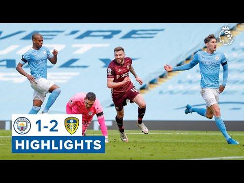 Dallas scores late winner for 10-man Leeds! | Man City 1-2 Leeds United | Premier League highlights