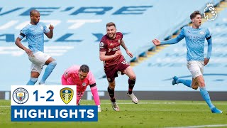 Dallas scores late winner for 10-man Leeds! | Man City 1-2 Leeds United | Premier League highlights