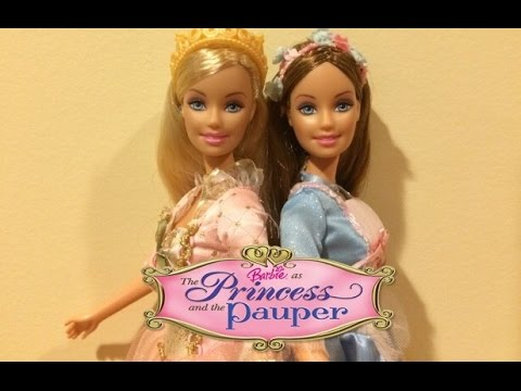 Download Barbie as the Princess and the Pauper Collection