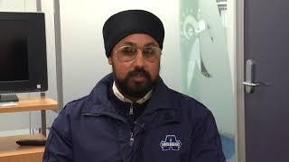 Ranbir Singh Security Officer