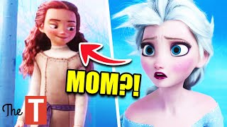 The Truth About The New Characters In Frozen 2