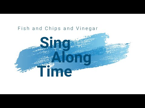Fish And Chips And Vinegar