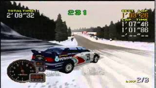Rally Challenge 2000 N64: Canada