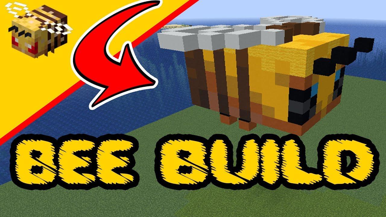 Minecraft Bee Bee Statue Build Minecraft Bee Statue Build PS4