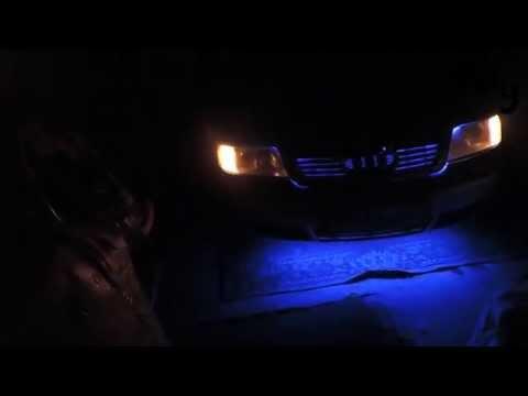 Обзор подсветки днища и освещение салона авто / Overview lights bottoms and interior lighting cars скачать