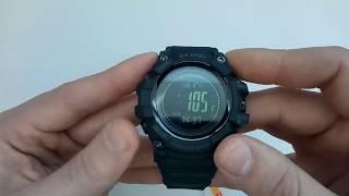 КРАЩІ годинники Skmei 1358 огляд функцій, налаштування, інструкція російською, відгуки, ціна, купити