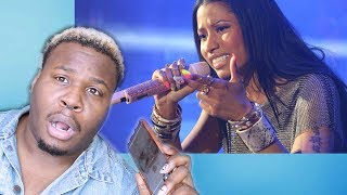Official Zachary Campbell video of Nicki Minaj verses Instagram: ht...