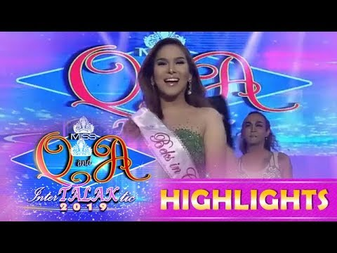 Download It's Showtime Miss Q and A: Kristal Anne Melendrez wins the Beks In Chukchak Of The Day award