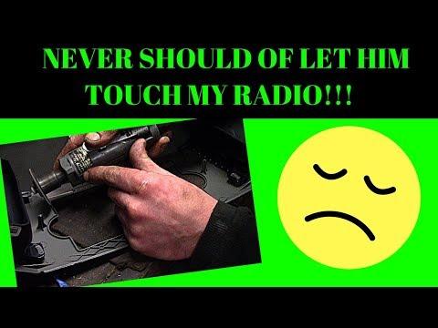05-10 GRAND CHEROKEE DOUBLE DIN RADIO INSTALL PART 2