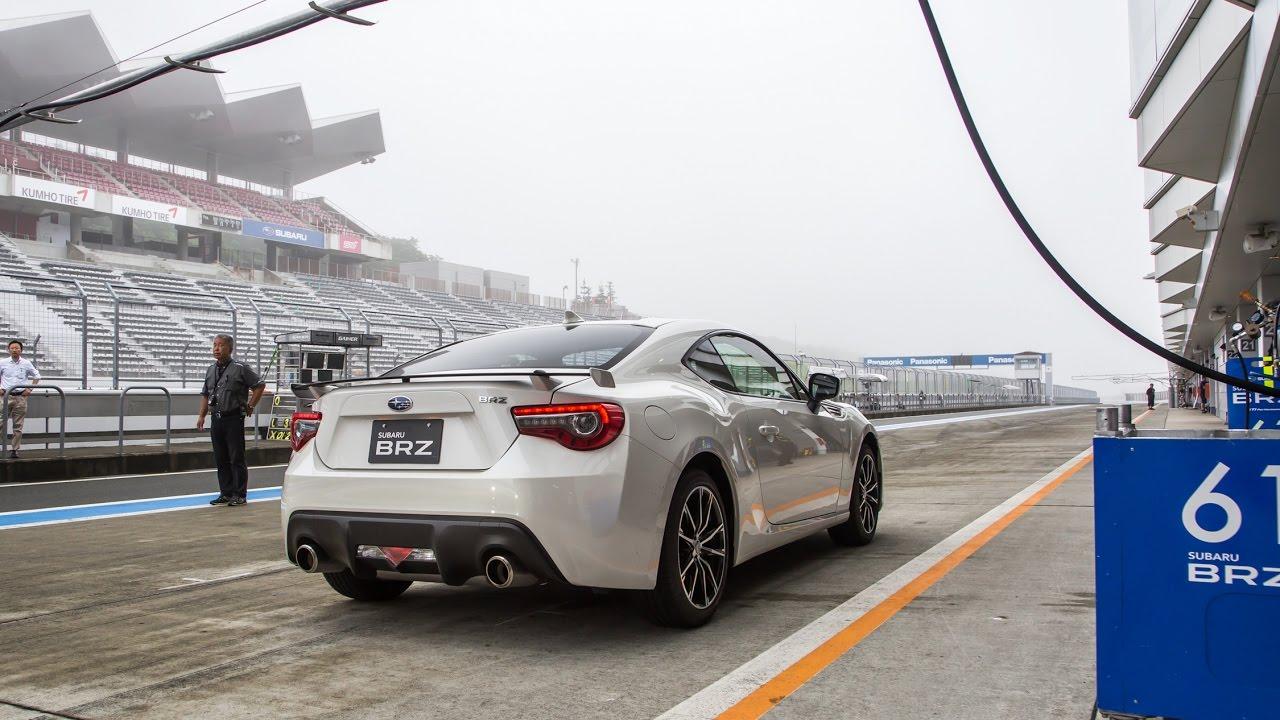 Subaru Brz Top Speed >> First Drive Test 2017 Subaru Brz Top Speed