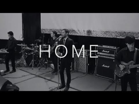Home - Michael Buble (Dion Agungs Live Cover)