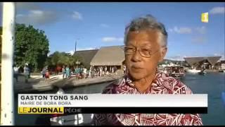 Enorme prise à Bora Bora