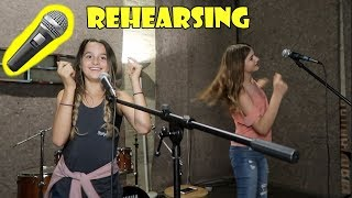 Rehearsing for Her Big Performance 🎤 (WK 347.4) | Bratayley