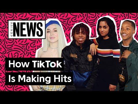 How TikTok Helps Artists Get No. 1 Hits   Genius News