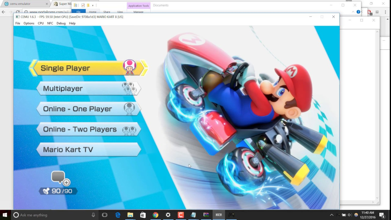 how to play with friends on wii u