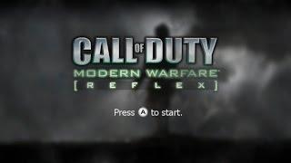 Call of Duty: Modern Warfare Reflex Edition Wii Gameplay