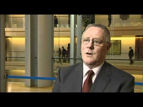 Interview with MEP Brian Simpson.