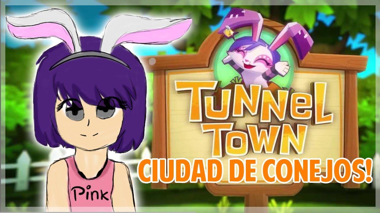 Worksheet. Tunnel Town  Mi ciudad de conejos  Juegos moviltablet  YouTube