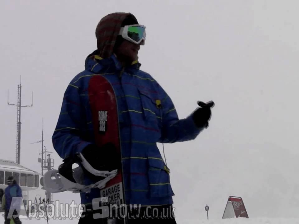 2011 Rome Garage Rocker Snowboard Review Wwwabsolute Snowcouk