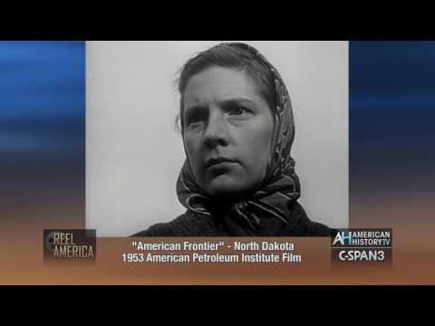 "North Dakota Oil circa 1953 ""American Frontier"" Reel America Preview"