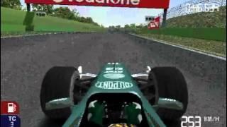 Formula One 2002 Playstation 2 Imola