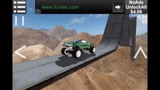 Hop Truck 2 ios iphone gameplay