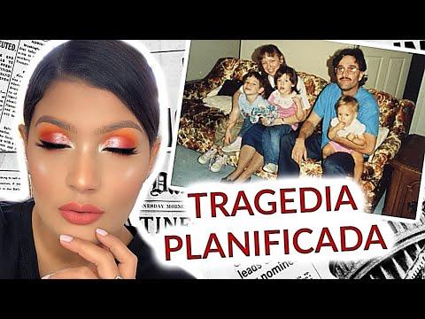 LOS STAUDTE: ¿Mala suerte familiar? ⚠️ | MAKEUP & CRlME 💄🔎 | AbrilDoesMakeup ♡ thumbnail