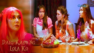 Daig Kayo Ng Lola Ko: Waleylang gets poisoned by the Witchikels