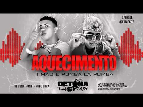 Montagem - Timão e Pumba la Pumba (DJ Douglas)