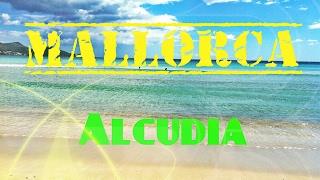 Alcudia beach - Mallorca island in Spain