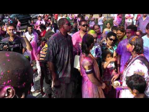 Phagwa Celebration