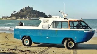 St Michael's Mount Cornwall Amphibious Vehicle - Car Craft Vehicles