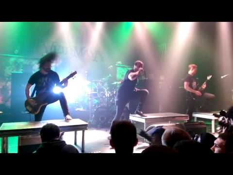 After The Burial - Lost In The Static live NYC Sumerian 10 Year Tour