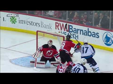Winnipeg Jets vs New Jersey Devils - March 28, 2017 | Game Highlights | NHL 2016/17