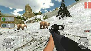Sniper Animal Shooting 3D : Wild Animal Hunting Game, Gameplay screenshot 1