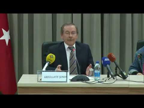 OHAL Karşıtı İnisiyatif'ten Abdüllatif Şener'in Konuşması