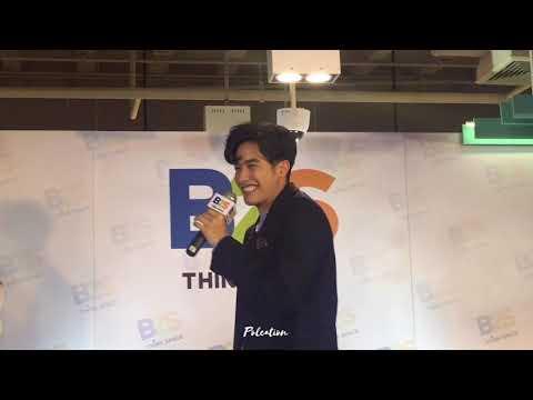 [6/12/2019] เต ตะวัน งาน B2S Think Space | บรรยากาศในงาน + ตอนรวม | #Tawan_v